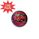 Stop Global Whining Mini Button (100 pack)
