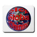 Stop Global Whining Mousepad
