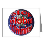 Stop Global Whining Note Cards (Pk of 10)