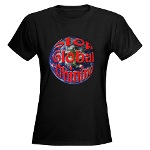 Stop Global Whining Women's Dark T-Shirt
