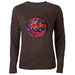 Stop Global Whining Women's Long Sleeve Dark T