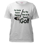 Golf Therapy Women's T-Shirt