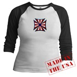 American Maltese Cross Jr. Raglan