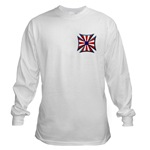 American Maltese Cross Long Sleeve T-Shirt